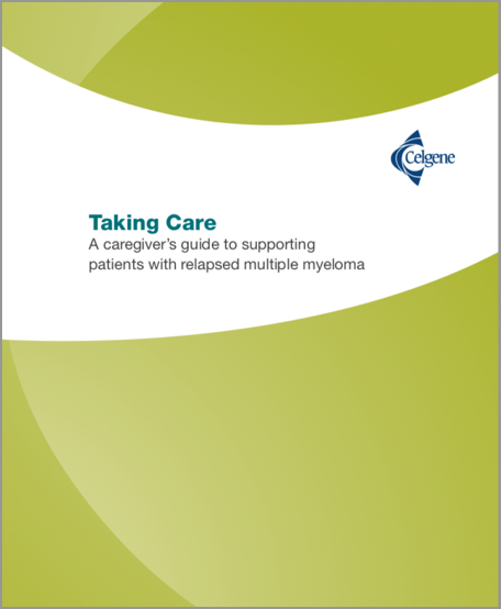 POMALYST® (pomalidomide) Caregiver Brochure