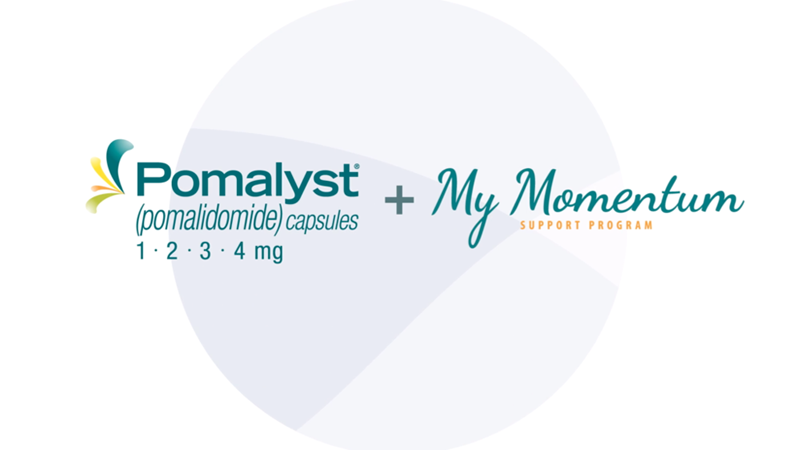 My Momentum, a support program for caregivers and patients with relapsed multiple myeloma