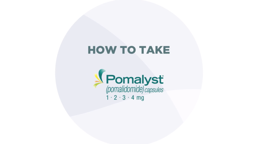 Watch How to Take Pomalyst video
